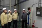SL공사, 화재취약시설 기관장 현장안전점검 실시