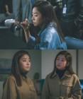 OCN 드라마틱 시네마 '트랩' 임화영, 스타 프로파일러 첫 스틸 공개! '프로' 연기를 위한 남다른 각오