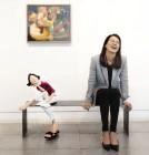 조각가 김경민 | 세 아이 엄마가 빚어내는 경쾌한 일상