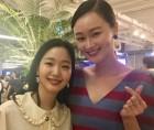 """이희준 아내 모델 이혜정, '변산' 김고은과 아름다운 투샷 """"왜케 이쁜 것이냐"""""""