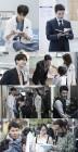 '라이프' 조승우·이동욱·원진아·이규형 등 비하인드컷 공개…남다른 에너지