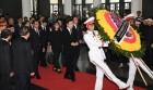 쩐 다이 꽝 베트남 국가주석 26~27일 국장, 조문 행렬 이어져
