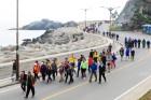울진군, 후포 왕돌초광장서 민건강걷기대회