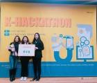 한성대 재학생 3인방, 'K-해커톤'서 우수상 수상 영예