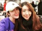 """이필모 아내 서수연, 이병헌 동생 이지안과 자선 바자회서 투샷 """"행복해 사랑해"""""""