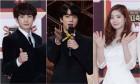 '2018 KBS 가요대축제' 찬열·진·다현, 입 맞춘다