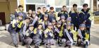 홍성군 구항면 남·여의소대 화재 예방 활동