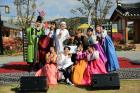 남원 생태문화관광장터 '꽃담장' 새로운 관광명소로 부상