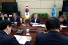 문재인 대통령, 버닝썬·김학의·장자연 사건 철저수사 지시