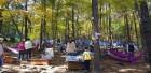'파주 유정유치원' 자연의 소리에 귀 기울이는 감성 힐링 가족캠프 진행