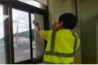 미세먼지 창문필터 비올라창, 설치학교에 최신 필터 무상교체 실시