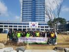 전북도내 외국인 근로자들 자발적 환경미화활동...