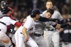'주먹도 질 수 없다' ML 최대 라이벌 양키스 vs 보스턴