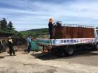 표선농협 가뭄피해 복구 급수지원