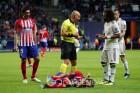 옐로 카드 받는 마르셀로