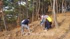 배광식 북구청장, 2012년도 조림지에 '숲가꾸기 행사' 실시