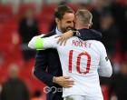 '루니 은퇴전' 잉글랜드, 미국 3-0 완파