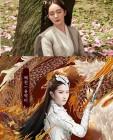 '삼생삼세 십리도화' 영화·드라마 속 여주인공들의 비주얼은?