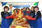 경남농협, 사랑의 김장김치 & 쌀 나눔 행사 가져