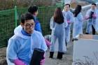 일화, 구리시 소외 계층 대상 '2018 사랑의 연탄' 기부