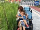 장애인도 똑같은 '엄마'… 지지가 필요해요