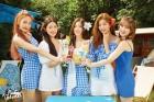 'Power Up'(파워 업) 레드벨벳, 아이돌차트 아차랭킹 1위 차지..인기 입증