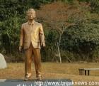 김대중 전대통령, 죽어서도 남북화해-통일 염원할 것