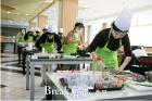 충북대 소비조합, 제4회 요리왕 선발대회 진행