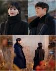 '남자친구' 송혜교 박보검, 그림같은 산책 모습 공개..한없이 다정한 눈빛
