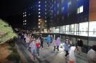 남서울대 기숙사, '화재대피훈련 모범대학'으로 앞장선다