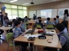 강경중, 자유학기제 메이커교육 프로그램 운영
