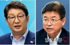 """TK패싱 논란 속… """"'실리' 챙긴 이철우·'식구' 챙긴 권영진"""""""
