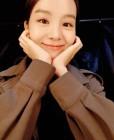 """송소희, 여성스러운 가을여자 변신 눈길 """"잘 자요"""""""
