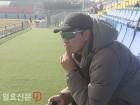 """중국 제의도 거절한 박동혁 아산 감독의 꿈 """"아산 지역에 축구 붐 일으키고 싶다"""""""