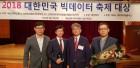 보령머드축제, 대한민국 빅데이터 축제 대상 지식관리 부문 최우수상