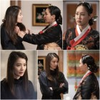 황후의 품격' 신은경-윤소이, '이판사판' 멱살잡이 최후의 육탄전