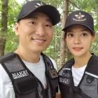 '뜻깊은 일에 동참' 라이머♡안현모 부부…유해발굴 참여 화제