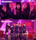 '프로듀스48' 음원 발매, 'Rumor' 차트 상위권 안착