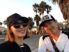 민지영♡김형균 부부…꿀떨어지는 여행