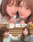 AKB48 미야자키 미호, 절친 치요리와 '마쵸' 셀카 인증