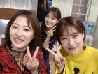 '현실남녀2' 정가은, 장도연X심진화와 함께 '스마일'