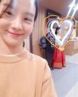 '국악소녀' 송소희, 미소가 아름다운 사진 화제