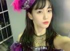 AKB48 시타오 미우, 상큼한 무대 의상 화제