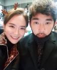 '둘째 임신' 유하나♥이용규 부부, 행복함으로 가득한 부부의 근황 화제