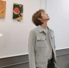 배우 이준기, 날카로운 턱선 자랑하는 사진 화제