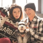 '이상한 나라의 며느리' 제이블랙♥마리 부부, 따뜻한 분위기의 가족 사진 화제