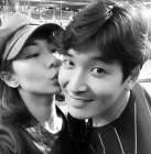 """정겨운♥김우림 부부, """"내옆의 그녀"""" 달달한 일상 사진 화제"""