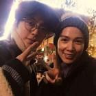 린아♥장승조 부부, 깨소금 떨어지는 '#럽스타그램' 시선집중