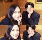 """린아♥장승조 부부, """"#커피한잔~♥"""" 깨소금 떨어지는 데이트 사진 재조명"""