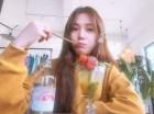'권다현♥미쓰라진' 아내 권다현, 상큼한 미모 돋보이는 사진 화제